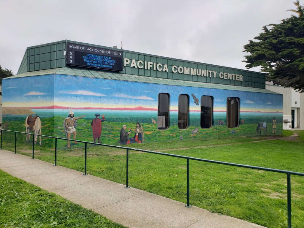 Pacifica community center - Early discovery