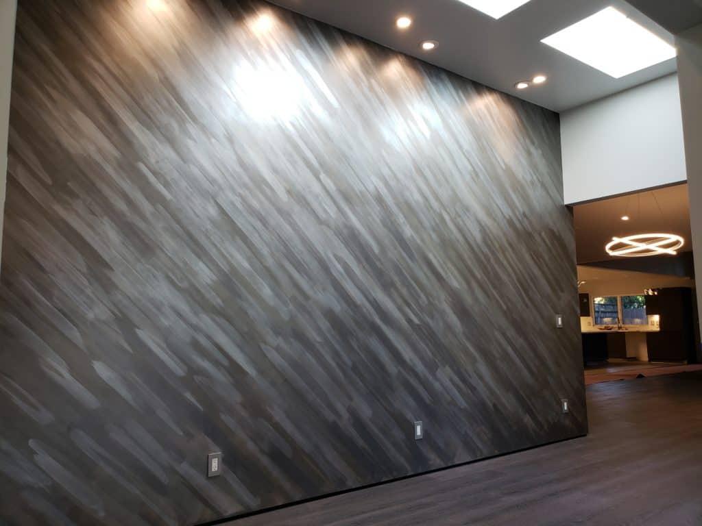 Faux wall
